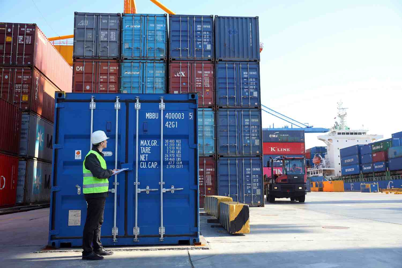 Доставка контейнера 20 футов в Екб