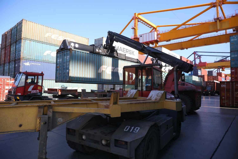 Экспорт грузов из Китая